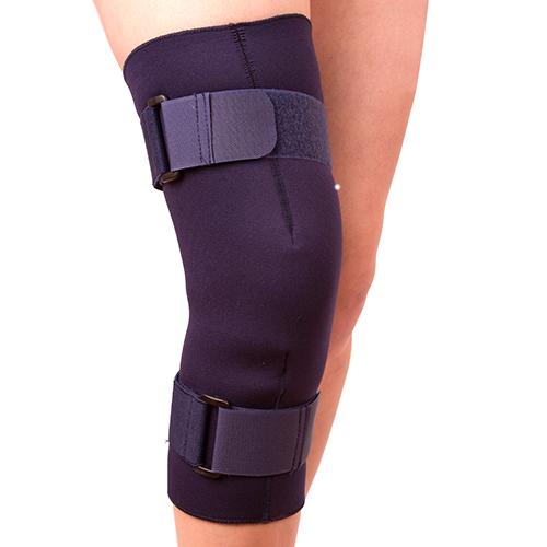 Rodillera para protesis