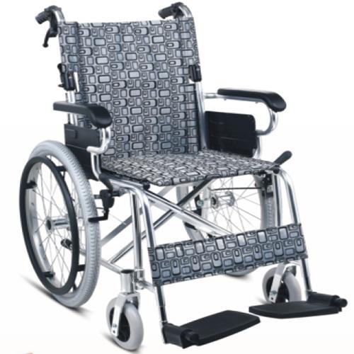 Silla de ruedas aluminio 872LAJ