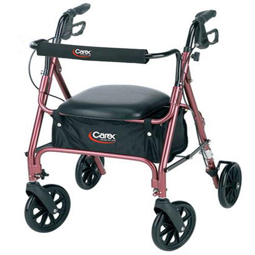 Andador Roller 4 ruedas