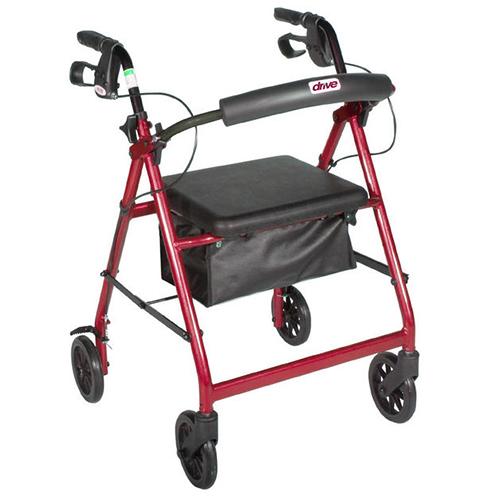 Andador Roller 4 ruedas Drive R