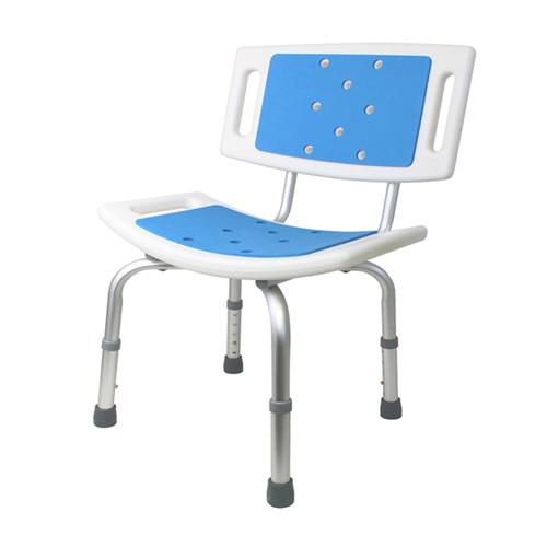 silla ducha cubierta antideslizante