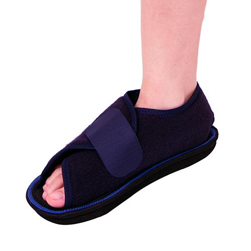 Zapato post operado