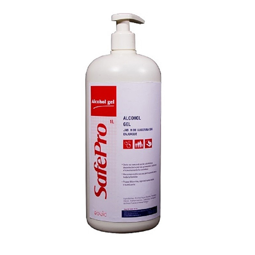 Alcohol Gel 70% SafePro
