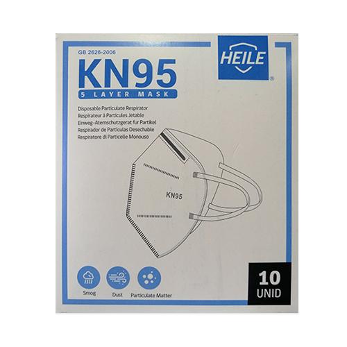 Mascarillas KN95 Heile